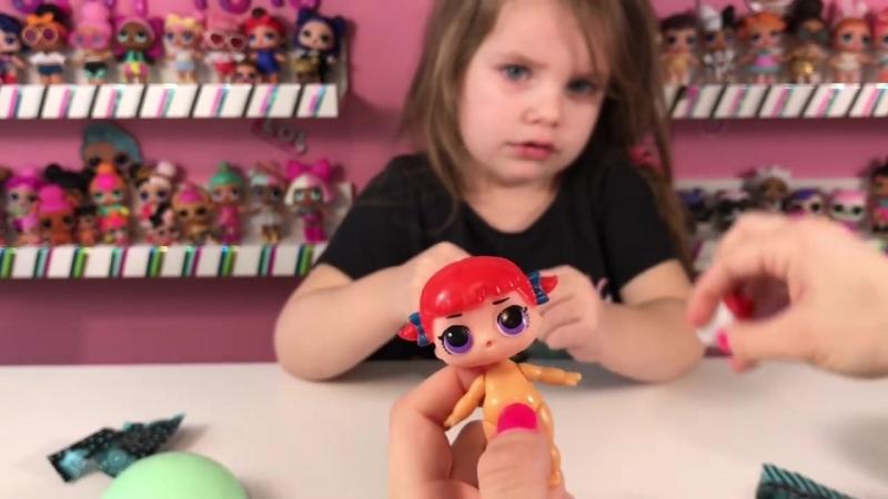 FAKE CONFETTI POP LOL SURPRISE DOLLS SERIES 3 Popsy Toys