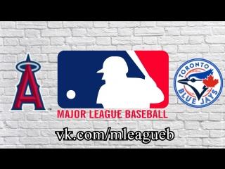 Los Angeles Angels vs Toronto Blue Jays | 23.05.2018 | AL | MLB 2018 (2/3)