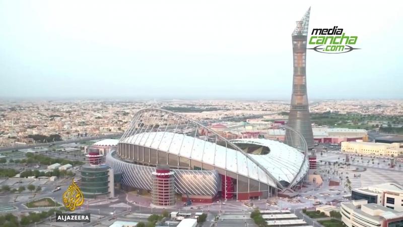 Mundial de Catar 2022 se jugará en invierno