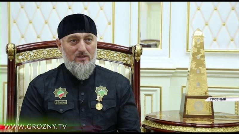 Аймани Кадырова отметила свой день рождения