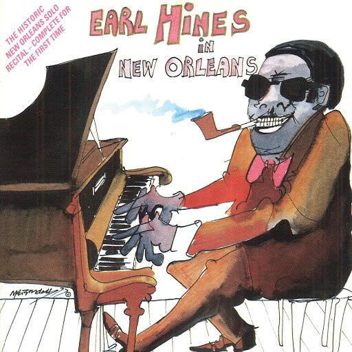 Earl Hines альбом In New Orleans