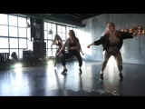 Afro+Vogue choreo / Olga de Paula , Annik , Dana Daniela