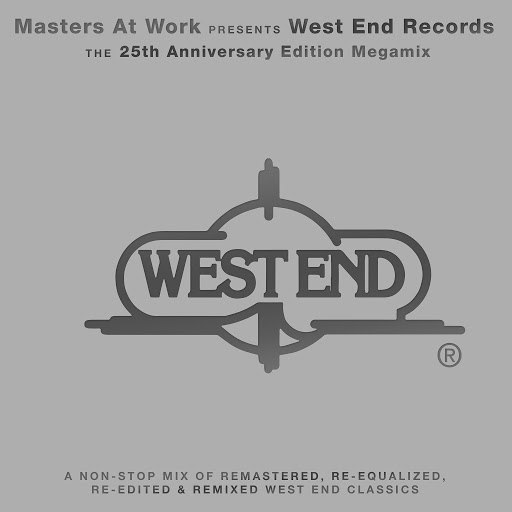 Masters at Work альбом MAW Presents West End Records: The 25th Anniversary (2016 - Remaster)