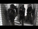 Тренировки Спецназа.Отработка действий при внезапном нападении   // STRONG DIVISION