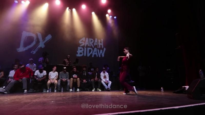 Dy vs Sarah Bidaw _ I LOVE THIS DANCE ALL STAR GAME 2016