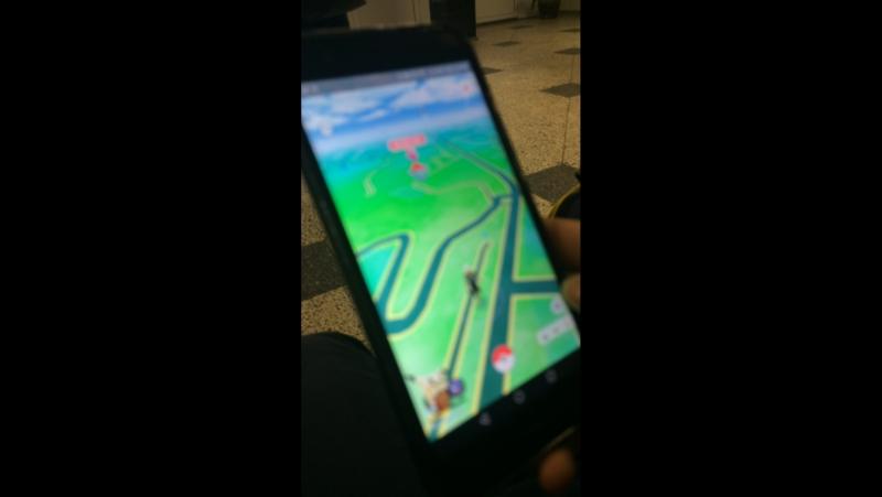 Pokémon go друг играет в покемон