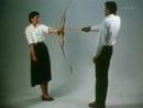 Marina Abramović Ulay The Other Rest Energy 1980