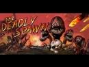 Смертельный выводок / The Deadly Spawn. 1983. Перевод Вячеслав Котов. VHS