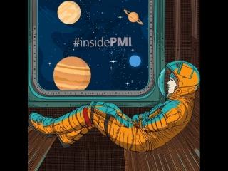 Космическая одиссея #insidePMI