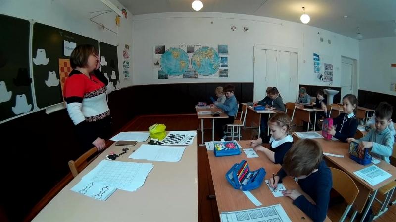 Кускова Людмила Михайловна, Глядянская СОШ Притобольного района