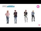 [VIDEO] 180620 - Nossos meninos, donos de todo o talento do mundo, dançando