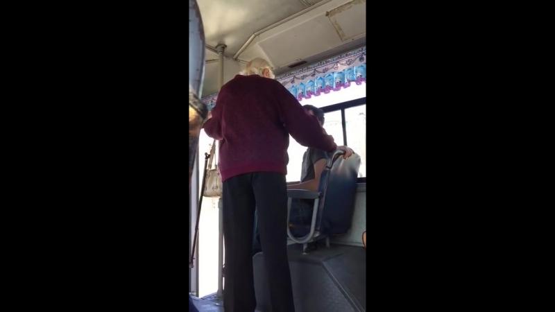 Пенсионерка надавала лещей подростку