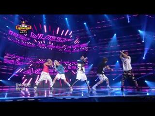 [v-s.mobi]NU'EST - Sleep Talking, 뉴이스트 - 잠꼬대, Show Champion 20130925.mp4