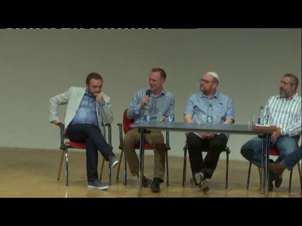 Конференция в Германии: 6. Форум: 1. Призвание евреев; 2. не евреев; 3. как это работает?