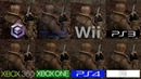 Resident Evil 4 - All Versions Comparison