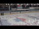 Астана (Астана) - Штурм (р.п. Чик).Турнир по хоккею среди команд 2003-2004 г.р. 24.08. Бердск.