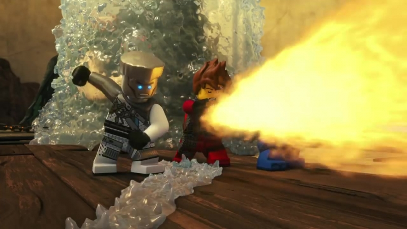 Hunted LEGO NINJAGO Official Season 9