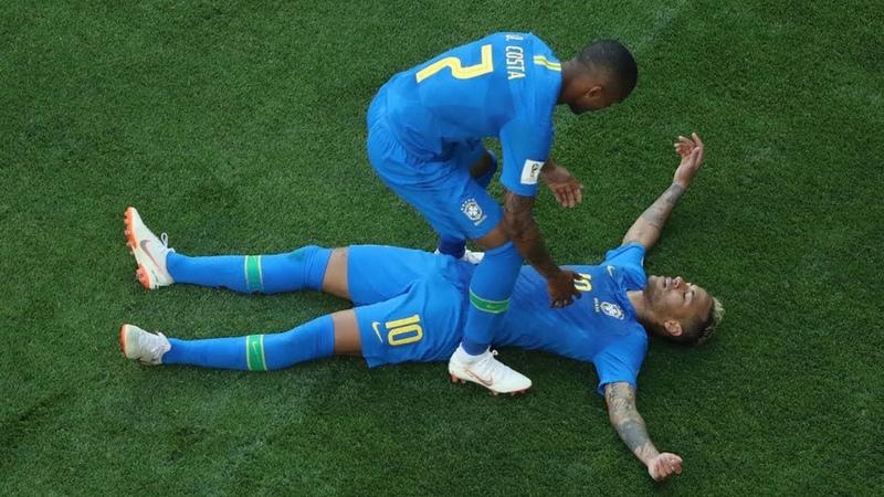 СЛЕЗЫ ЗВЕЗД Футбола 2018 ● Неймар, Буффон, Салах