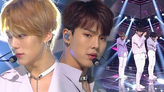 [YT][29.04.2018]《POWERFUL》 MONSTA X(몬스타엑스) - JEALOUSY @ Inkigayo