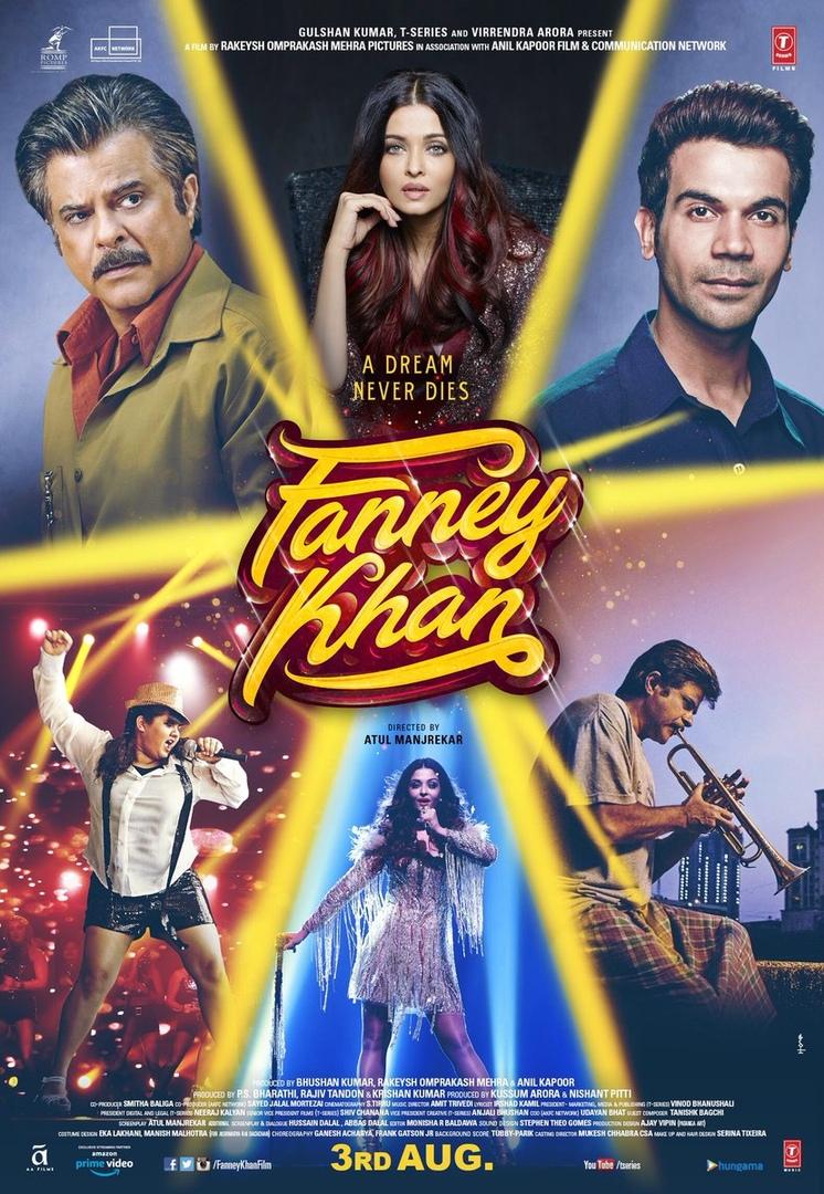 Трейлер. Фанни Кхан (2018)