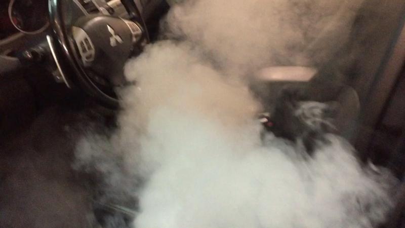 сухой туман от автоателье студия 31