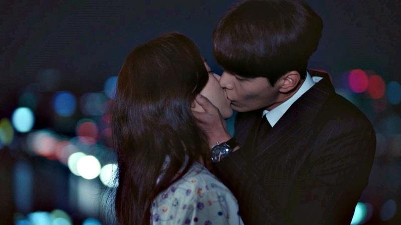 서로의 진심을 확인한 서현진(Seo Hyun jin)♥이민기(Lee Min Ki)의 '옥상 키스' 뷰티 인사이463