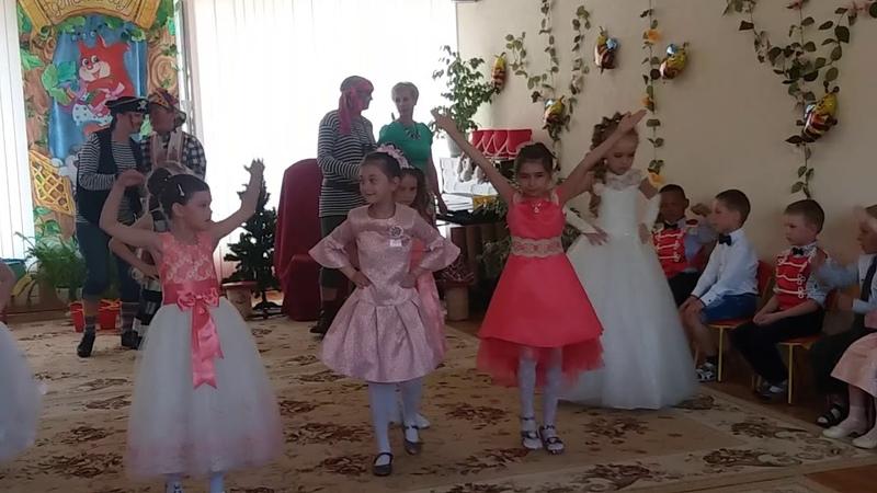Детский танец Бульба Хоп