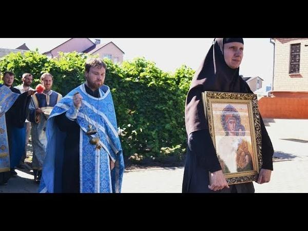 Акафист Божией Матери Одигитрия
