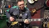 Paul Pigat -- Gretsch G6120TB-DE Duane Eddy Signature Model Six-String Bass