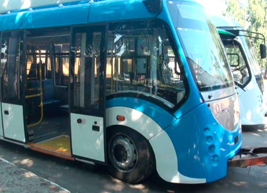 На проспект Дериглазова могут пустить электробусы