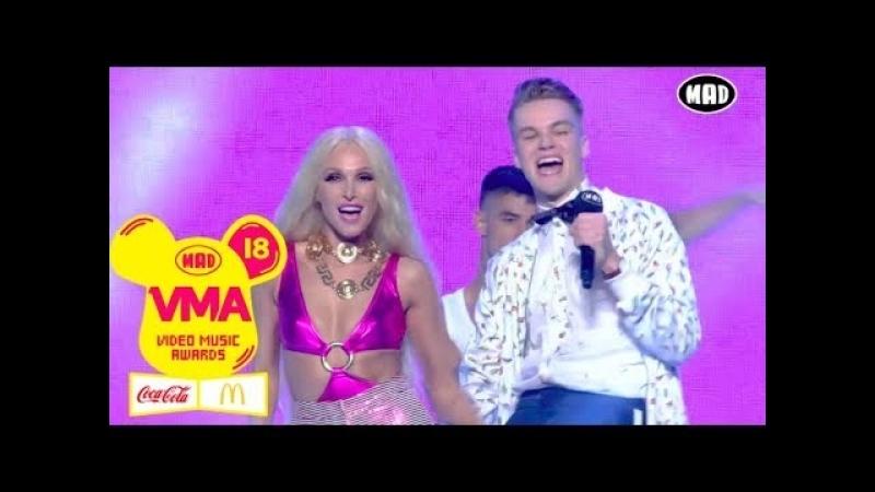 Tamta, Mikolas Josef - Αρχές Καλοκαιριού (MAD Version), Lie To Me _ MAD VMA 2018