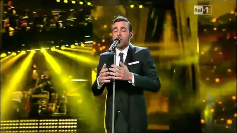 Marco Mengoni Ciao amore ciao Cover Sanremo 2013