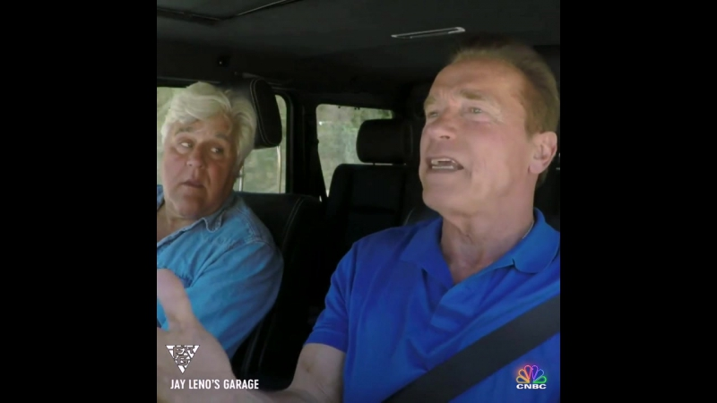 This is the reason why you'll never see Arnold Schwarzenegger driving a Prius. Watch Jay Lenos Garage TONIGHT at 10p on CNBC!