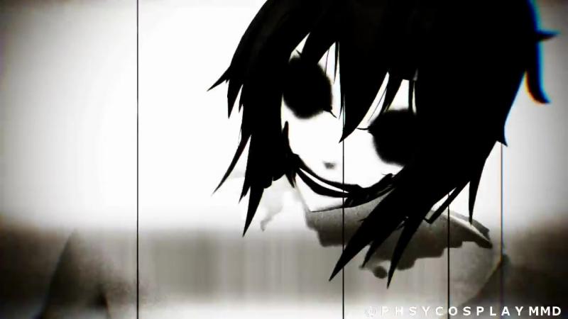 [MMD __ Creepypasta] LIFTED -Jeff The Killer [60fps]