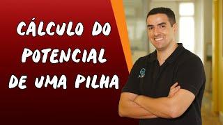 Cálculo do Potencial de uma Pilha - Brasil Escola
