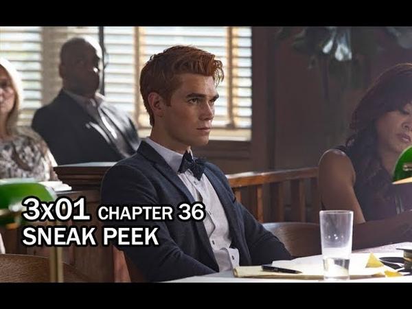 Riverdale 3x01 Sneak Peek 1   Chapter 36 Labor Day   Season 3 Premiere