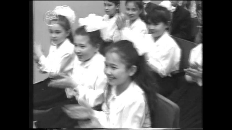 Гимназияның тәүге директоры Тимерхан Нурғәли улы Миңлеғәлиев менән булған әңгәмәләрҙең береһе