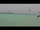 Океан, ветер, кайт и винд сёрфинг