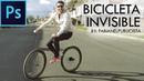 BICICLETA INVISIBLE   Photoshop CC   Tutorial 51   Español