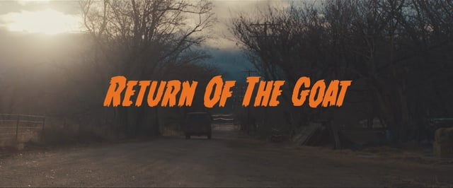 YT Industries Return Of The Goat Short Film