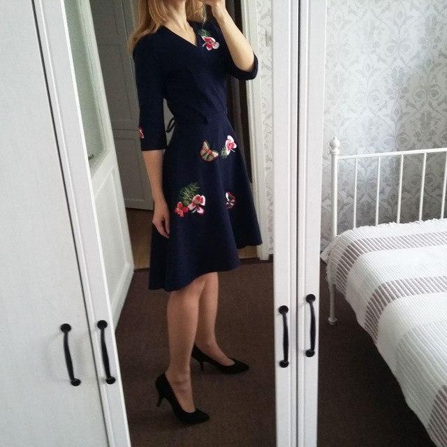 Прелестное платье с ассиметричным подолом