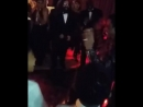 Millie Bobby Brown dancing at the SAG Awards after party