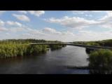 Полет над Черниговом  Автор видео: Vlad Gritsenko