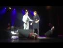 Моя любимая мамуличка и наш любимый певец Артур Руденко