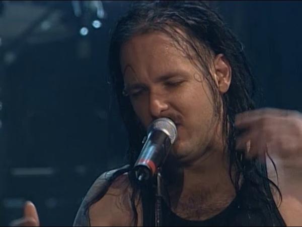 KoRn - 03 Falling Away From Me (Live in Family Values Tour, Kemper Arena, Kansas City Missouri, USA 12101999)
