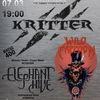 07.03.18 KRITTER + WILD FREEDOM + ELEPHANT HIVE