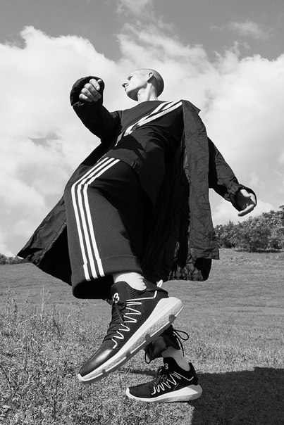 Y-3's Spring/Summer 2018 Third Chapter Campaign Delivers the 'Modern S