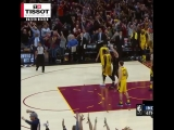 LeBron James Game-Winner