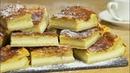 Творожный пирог с хрустящей карамельной корочкой Рецепт от Всегда Вкусно