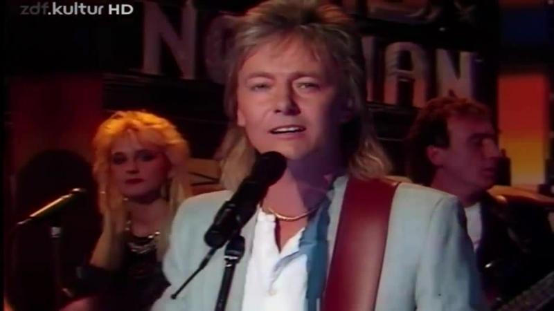 Chris Norman - Broken Heroes (ZDF.Kultur HD, Na siehste! 04.05.1988)